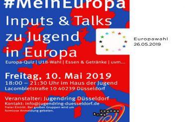 #MeinEuropa