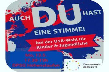 U18 Wahl – Kindern und Jugendlichen eine Stimme geben