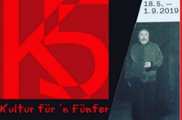 """K5 – KULTUR FÜR ALLE! """"K21 -AI WEIWEI"""""""