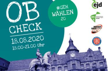 OB-Check zur Kommunalwahl