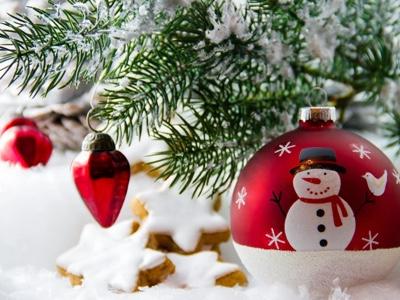 Schöne Weihnachten…